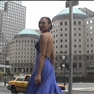 liveReal (2001) - a multimedia performance for live television in New York City, directed by Alysse Stepanian.
