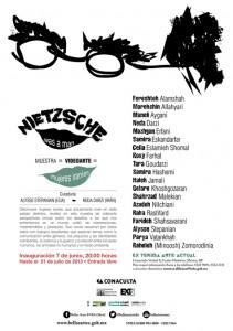 Museo Ex-Teresa Arte Actual Poster