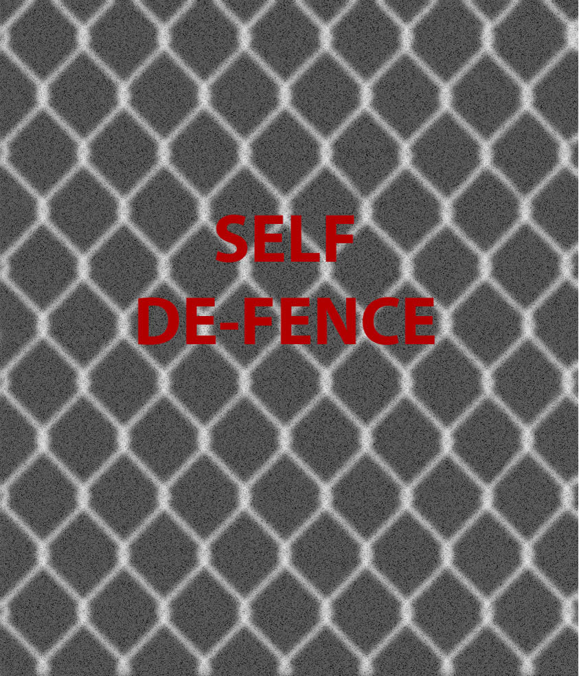 SELF DE-FENCE August 7. 2014. by BOX 1035