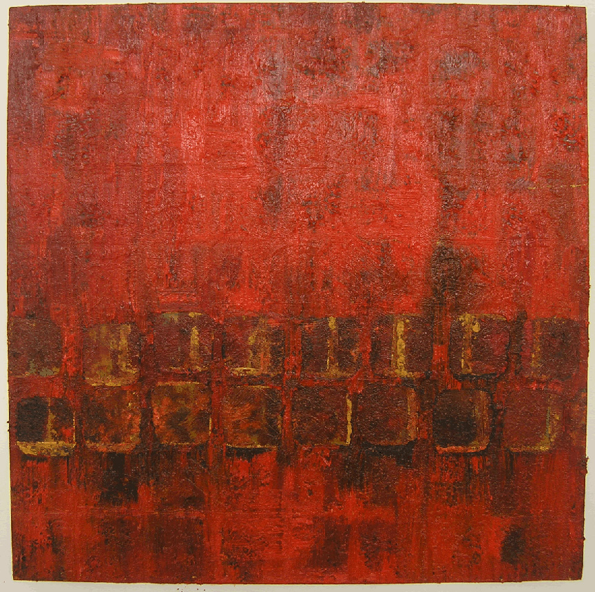 """""""Of Those Who Called Red"""" by Alysse Stepanian"""