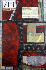 """""""Red"""" by Alysse Stepanian"""